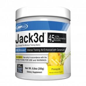 USP Labs Jack3d Pineapple 250 Grams