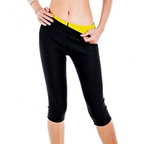ValentinA Womens Slimming Pants Hot Neoprene Body Shapers Medium