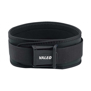 "4"" Competition Classic Lifting Belt Black Black Large (VA4677LG) by Valeo"