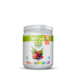 Vega One Plant Based All-In-One Shake Berry 12.1 oz 9 Servings
