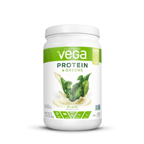 Vega Protein and Greens Plain Medium