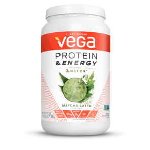 Vega Protein and Energy with 3g MCT Oil Matcha Latte