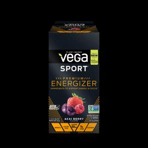 Vega Sport Energizer Acai Berry 12 Pack