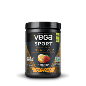 Vega Sport Sugar Free Energizer Strawberry Lemonade