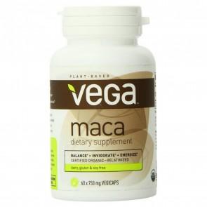 Vega Maca 750 mg 60 Veggie Caps