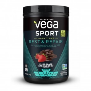 Vega Sport Nighttime Rest and Repair Chocolate Strawberry