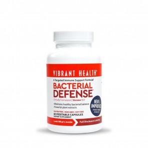 Vibrant Bacterial Defense 60 Vegetable Capsules