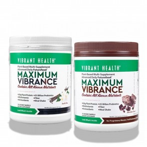 Maximum Vibrance | Vibrant Health Maximum Vibrance