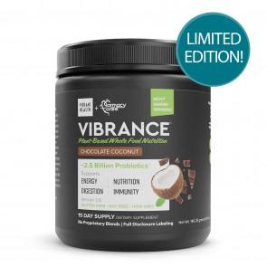 Vibrant Health Vibrance Plant-Based Chocolate Coconut 146.25 grams 15 Servings