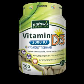 Natures Essentials Vitamin D3 | Natures Essentials Vitamin D3 Review