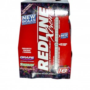 VPX Redline Xtreme Grape 8 oz 4 pack
