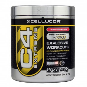Cellucor C4 Extreme Watermelon 30 Servings