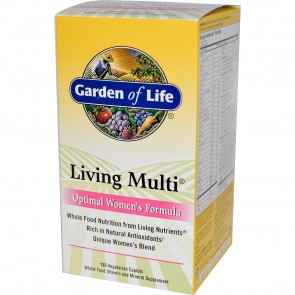 Living Multi Optimal Womens Formula Garden of Life