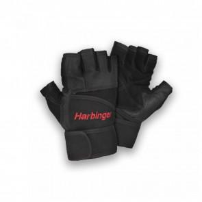 Harbinger WristWrap Glove Pro Black