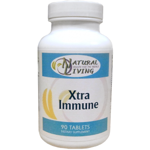 Natural Living Xtra Immune 90 Tablets