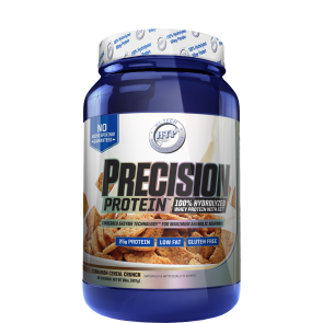 Precision Protein Cinnamon Cereal Crunch 2 lbs
