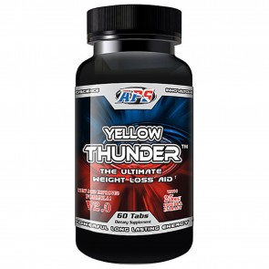 Yellow Thunder 60 capsules by APS