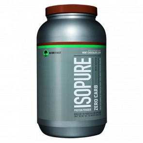 Nature's Best Isopure Zero Carb 3Lb Chocolate Mint