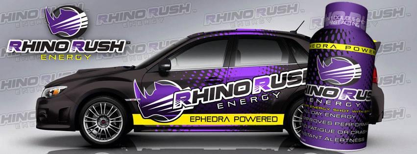 rhino rush energy