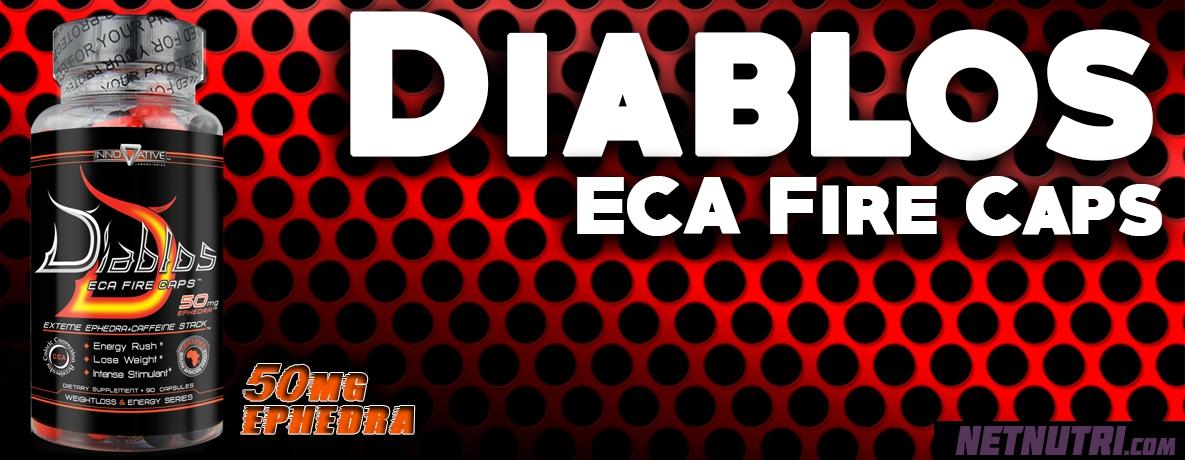 Buy Diablos ECA Fire Caps