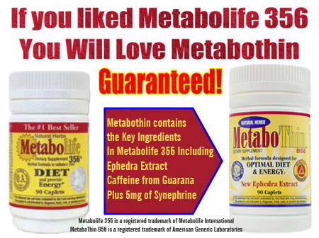 Metabothin By American Generic Labs